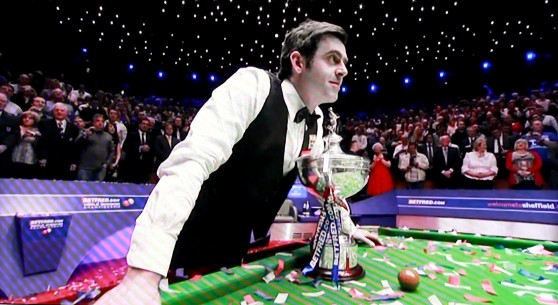 Ronnie O'Sullivan - Snooker World Champion 2012