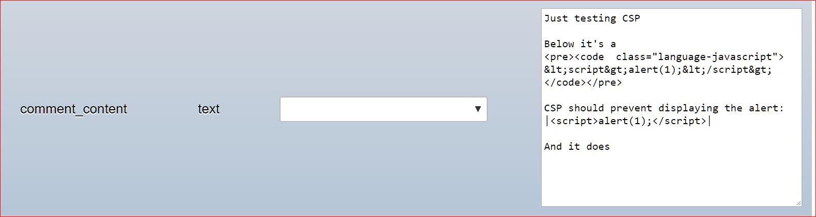 Making a Wordpress blog CSP-friendly
